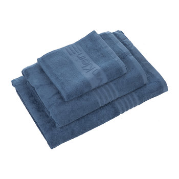 Iconic Cobalt Towel
