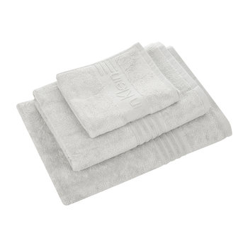 Modern Cotton Iconic Grey Towel