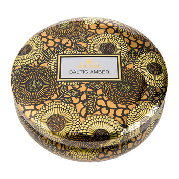 Japonica Limited Edition Candle - Baltic Amber - 340g