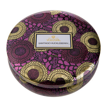 Japonica Limited Edition Candle - Santiago Huckleberry - 340g