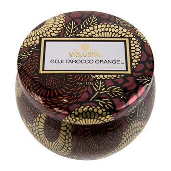 Japonica Limited Edition Candle - Goji & Tarrocco Orange - 113g