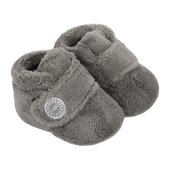 Bixbee Infant Slippers - Charcoal