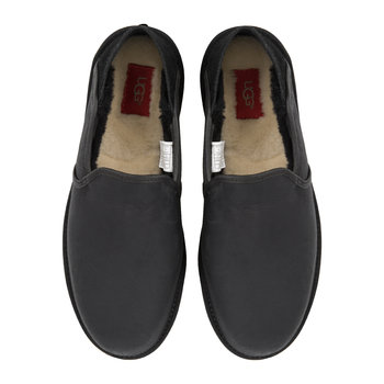 Men's Cooke Slippers - Black