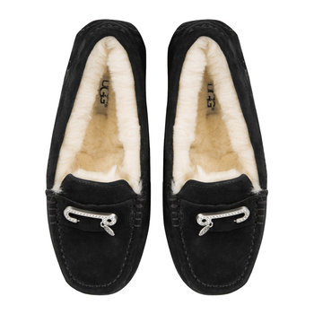 Women's Florencia Slippers - Black