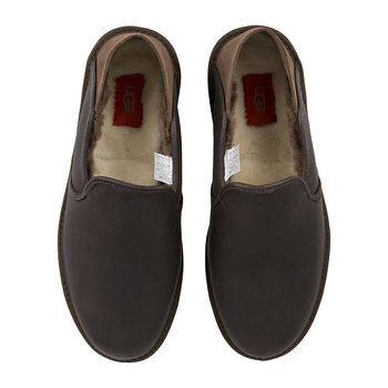 Men's Cooke Slippers - Grizzly