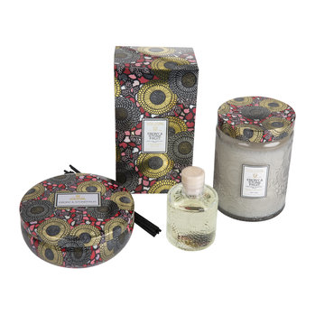 Japonica Limited Edition Candle - 397g - Ebony & Stone Fruit