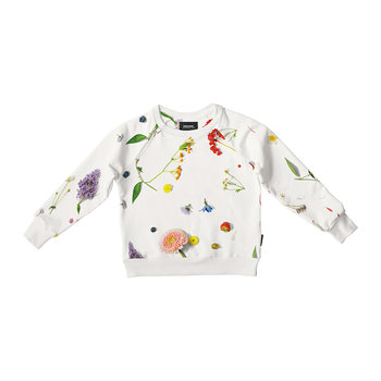 Children's Flower Fields Sweater