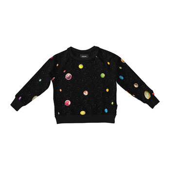 Children's Marble Universe Sweater