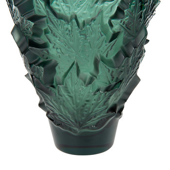 Champs-Elysees Vase - Deep Green - Small
