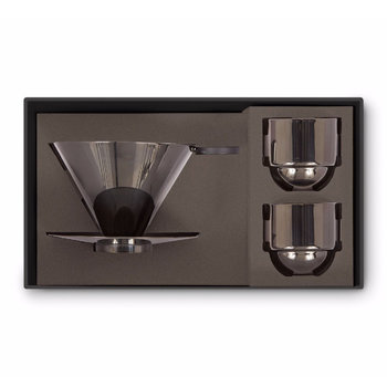 Brew V60 Gift Set - Black