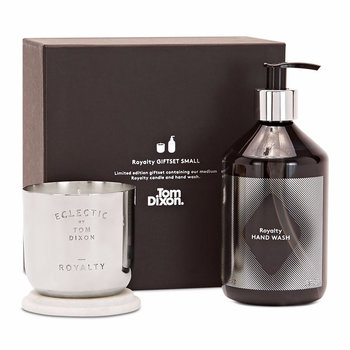 Eclectic Collection Royalty Gift Set - Silver - Small