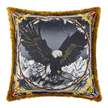 Silk Animal Pillow - 50x50cm - Sam