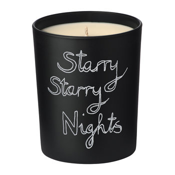 Starry Starry Night Candle