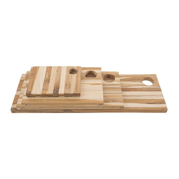 Cutting Boards - Set of 4