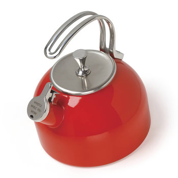 Tea Kettle - Red