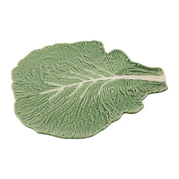 Cabbage Leaf Cheese Tray