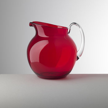 Palla Acrylic Pitcher - Red