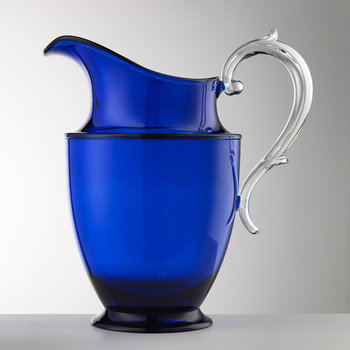 Federica Acrylic Pitcher - Blue