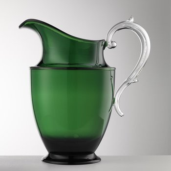 Federica Acrylic Pitcher - Green