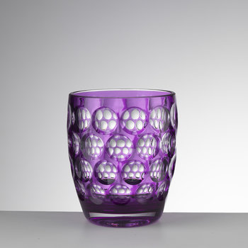 Small Lente Acrylic Tumbler - Purple