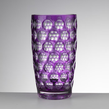 Lente Acrylic Highball Tumbler - Purple