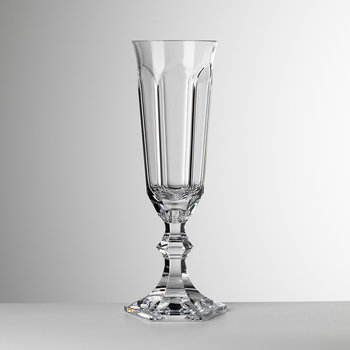 Flute Champagne Glass - Clear