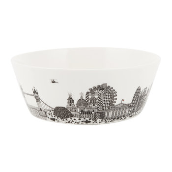 London Calling Large Bowl