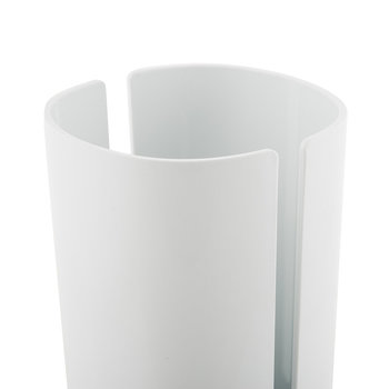 Birillo Toilet Roll Holder - White