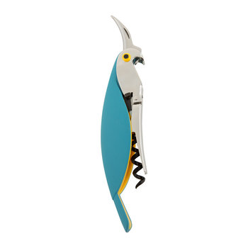Parrot Corkscrew - Blue