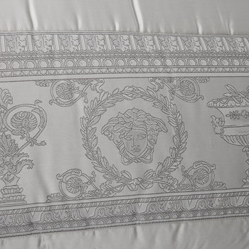 I Love Baroque Luxe Reversible Bedspread - Super King
