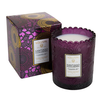 Japonica Limited Edition Candle - Santiago Huckleberry - 175g