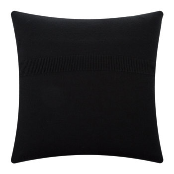Close To My Heart Pillow - Black