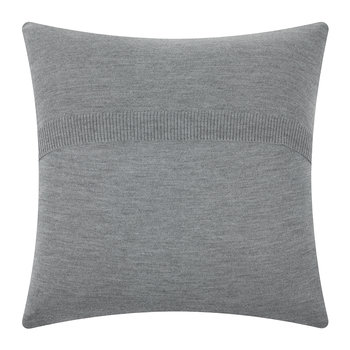 Close To My Heart Pillow - Marl Gray