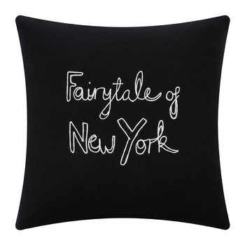 Coussin Fairytale Of New York - Noir