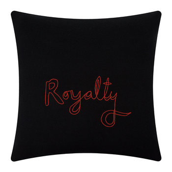 Royalty Cushion - Black