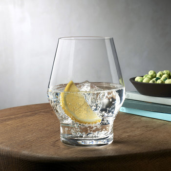 Beak Glass Tumbler - Clear