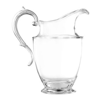Federica Acrylic Pitcher - Clear