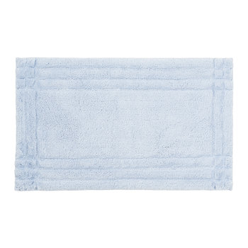 Christy Tufted Bath Mat - Sky