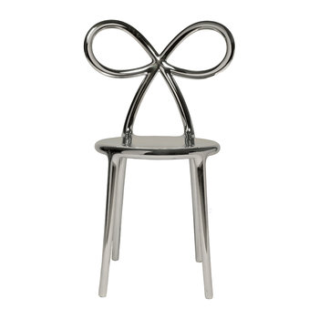 Ribbon Chair - Silver