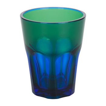 Double Face Acrylic Tumbler - Petroleum