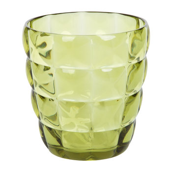 Diamante Acrylic Tumbler - Green