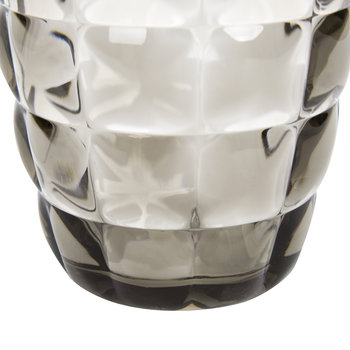 Diamante Acrylic Tumbler - Smoke