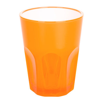 Double Face Acrylic Tumbler - Orange