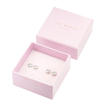 Coffret Harly & Sinaa - Argent/Cristal