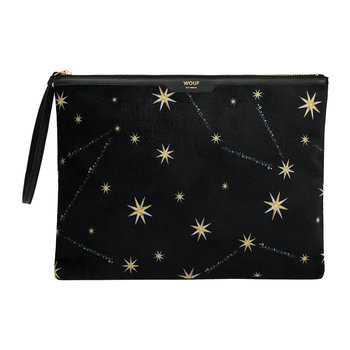 Cosmos Clutch Bag