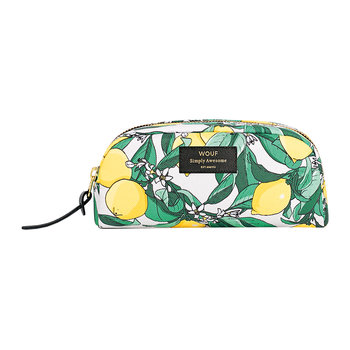 Lemon Cosmetic Bag