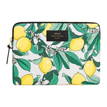 Lemon iPad Case