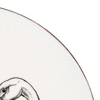 Perfect Plates - Francis Flamingo