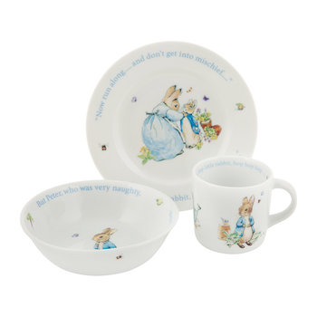 Peter Rabbit Boy's 3 Piece Set