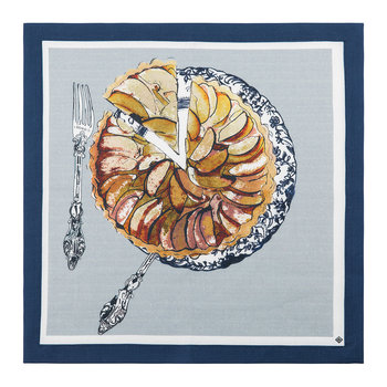 Linen Napkin - Set of 6 - Apple Tart
